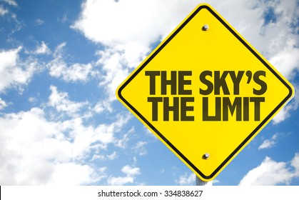 Sky Is The Limit Images Stock Photos Vectors Shutterstock