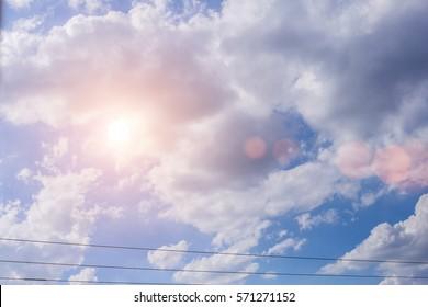 skys sun