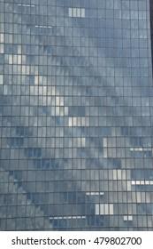 skyscaper's Windows with mirror effect