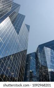 Skyscraper Business Office