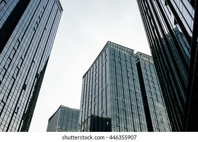 skyscraper in China