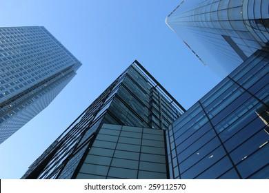 Skyscraper in London