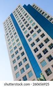Skyscraper in Miami , USA