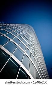 Skyscraper wide angle, heavy polarized filter