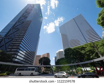 Skyscrapers and Crossing