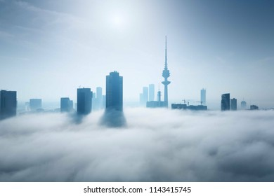 Skyscrapers in Kuwait City
