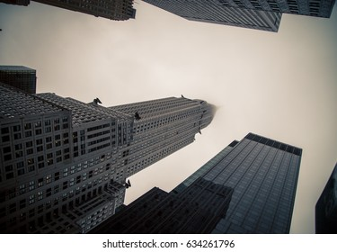 skyscrapers in New York City