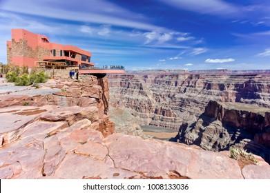 Skywalk in Grand Canyon