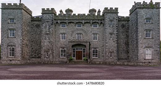 Slane Castle, Home to the Conyngham Family