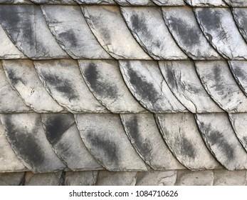 slate cladding pattern