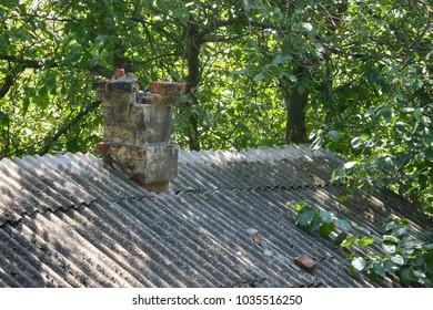 Slate, Gray roof
