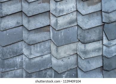 Slate tiles background