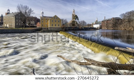 Slater's Mill Historic Site, Pawtucket, RI