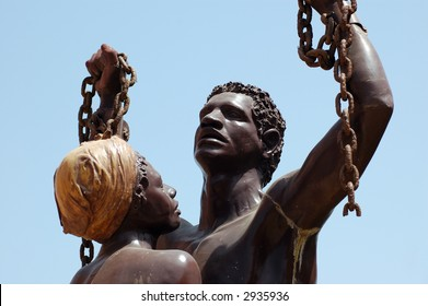 Slaves liberation, Goree Island, Dakar, Best of Senegal
