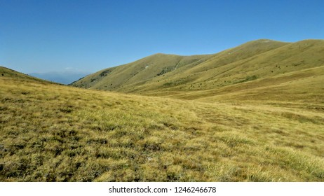Slavyqnka Mountain Ali Botush Bulgaria Greece