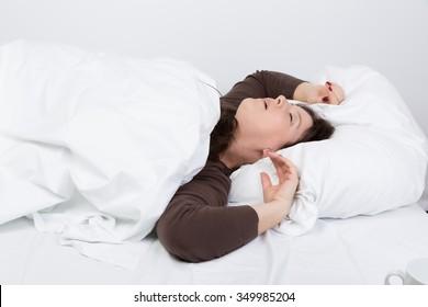 sleep of exhaustion