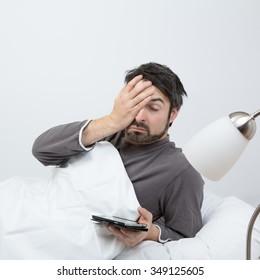 sleep time - call in the night
