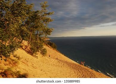 Sleeping Bear Dunes National Lake Shore