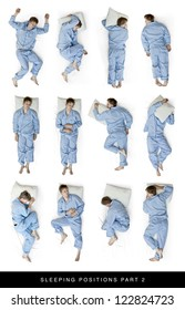 sleeping positions part two
