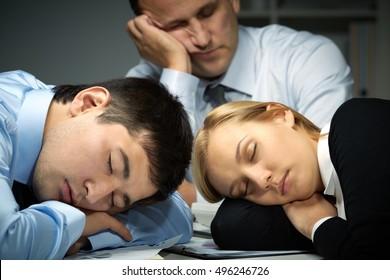 Sleepy team