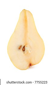Slice of a pear