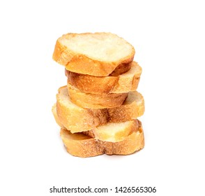 Sliced baguette bread, Baguette bread, French bread, Organic baguette francese on white background