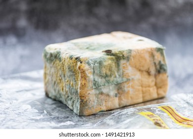 Sliced bread covered with mycotoxins after spoilage