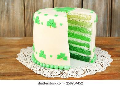 Wondrous Irish Cake Images Stock Photos Vectors Shutterstock Personalised Birthday Cards Veneteletsinfo