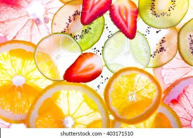 sliced fruit images stock photos vectors shutterstock