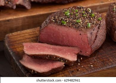 Sliced Kobe Filet