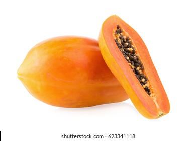 Papaya Fruit Images, Stock Photos & Vectors