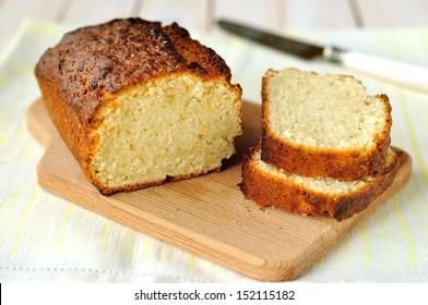 Sour Cream Pound Cake Images Stock Photos Vectors Shutterstock