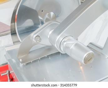 slicing machine