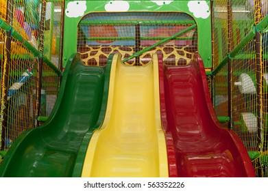 slides bright