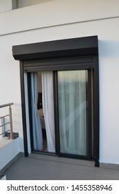 sliding patio door, baye window
