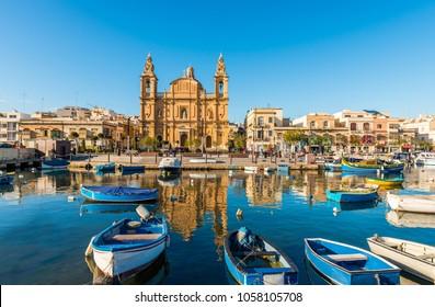 Sliema in Malta