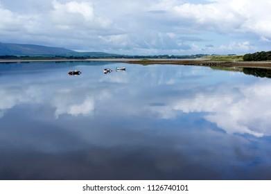 Sligo Harbour, County Sligo, Ireland