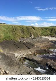 Sligo rocky beach