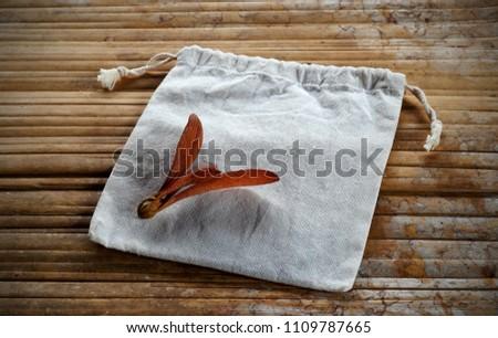 Slipknot cotton bags to