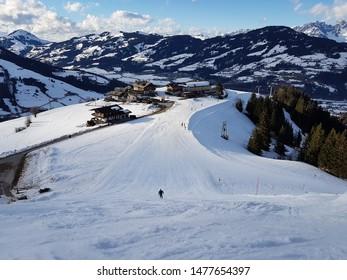 Slope nr 26 Kirchberg (Kitzbüheler Alpen)