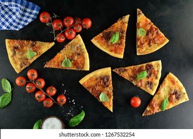 Sloppy Pizza