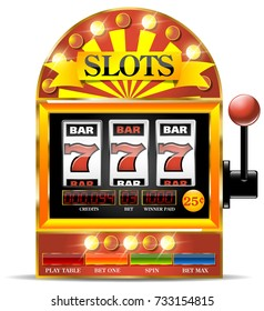 Slot machine with jackpot