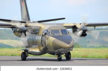 slovak army airplane