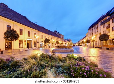 Slovakia city - Trnava