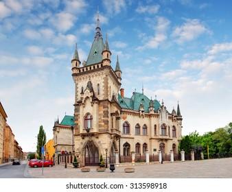 Slovakia, Kosice - Jakabov Palace