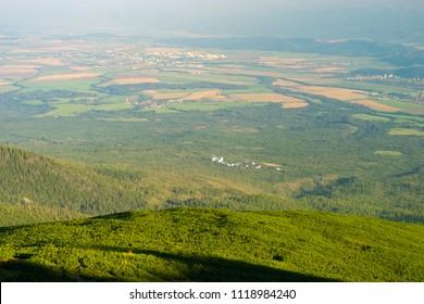 The Slovakian High Tatras