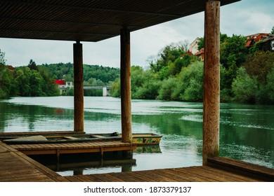 Slovenia - Amazing park in Novo Mesto - Shutterstock ID 1873379137