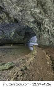 Slovenia, Inner Carniola_Karst, Inner Carniola Regional Park, Zelske Caves