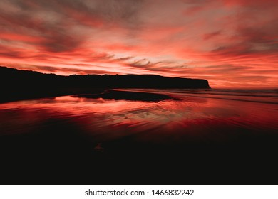Smails Beach dawn 27th July