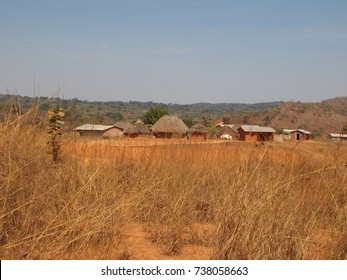 Small African Village